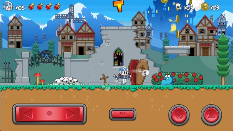 Dracula Twins screenshot-0