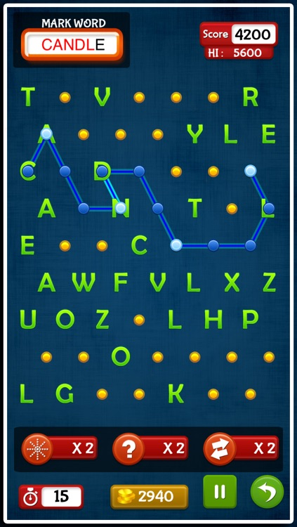 Alphabets 2 Words screenshot-4