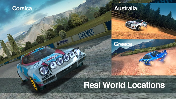 Colin McRae Rally screenshot-2