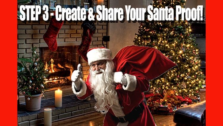 Santa Spy Cam! I Caught Santa! screenshot-4