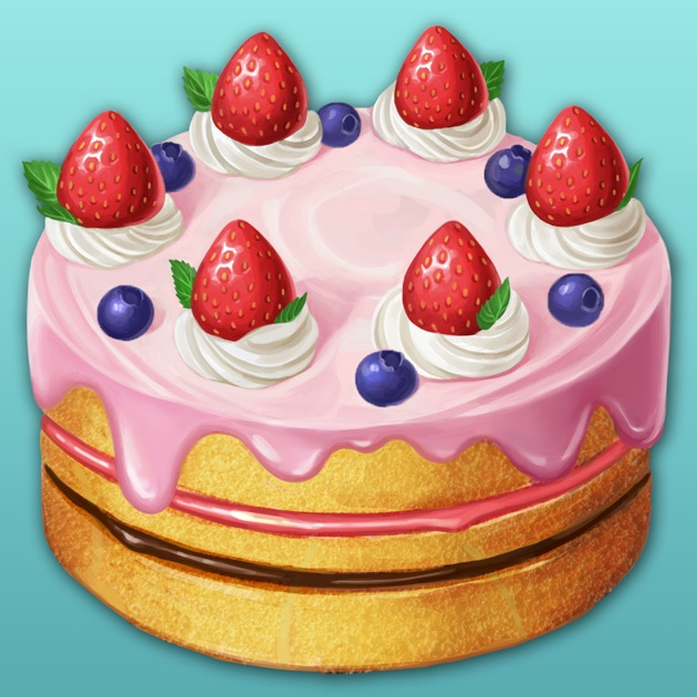 Cake Maker Game On The App Store