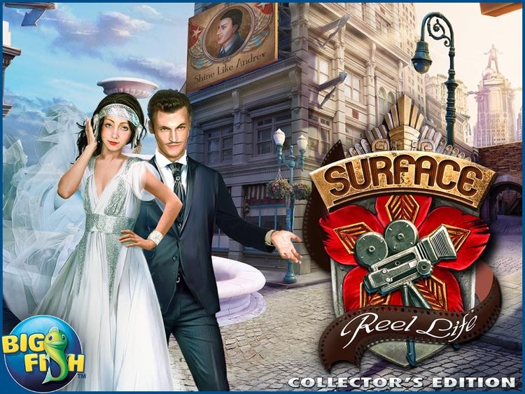 Surface: Reel Life HD - A Supernatural Hidden Object Mystery screenshot-4