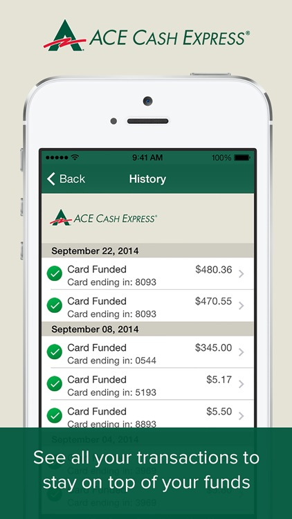 ACE Mobile Loads screenshot-3