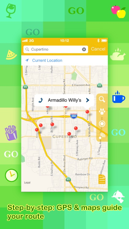 Where To Go? PRO - Find Points of Interest using GPS. screenshot-3