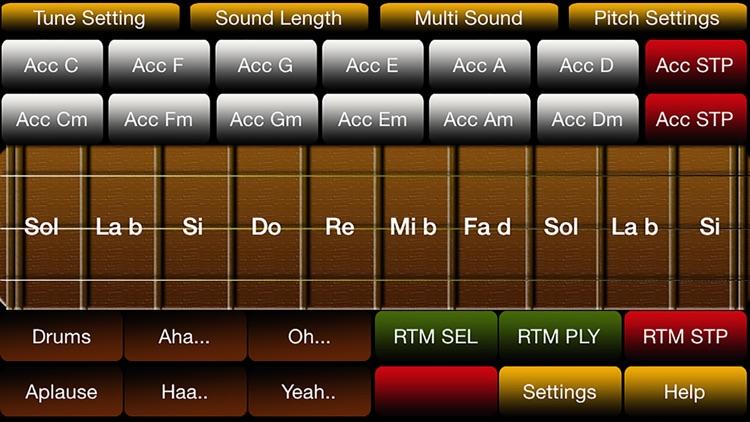 Turkish Azeri Instrument screenshot-0