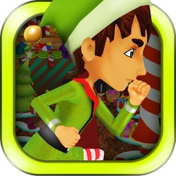 3D Christmas Elf Run - Infinite Runner Game FREE