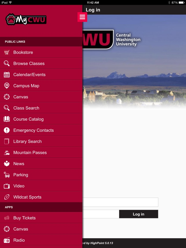 CWU Mobile on the App Store