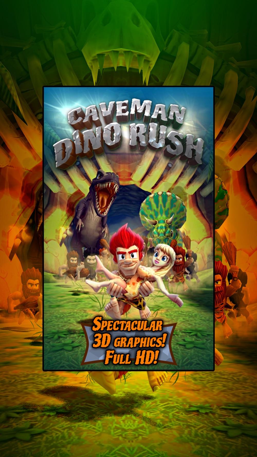 Caveman Dino Rush Cheat Codes