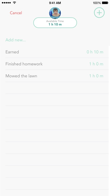 Screen Time - Media Time Manager screenshot-3