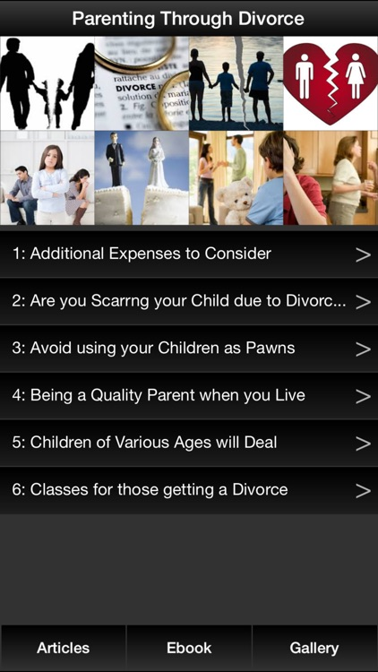 Parenting Through Divorce Guide screenshot-0