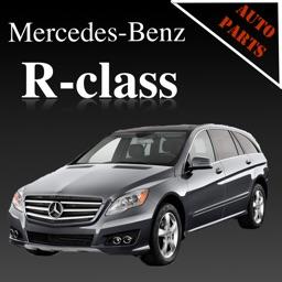 AutoParts Mercedes-Benz R-class