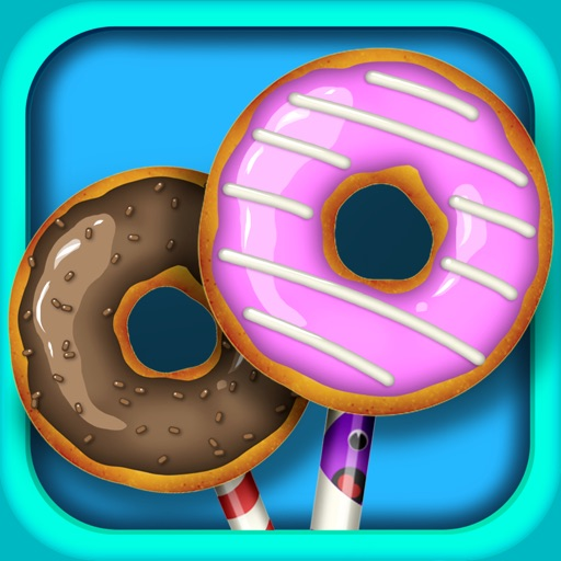 Awesome Donut Cake Pop Dessert Breakfast Shop Maker
