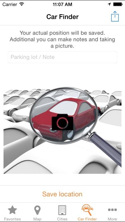 Parkziel.de screenshot-4