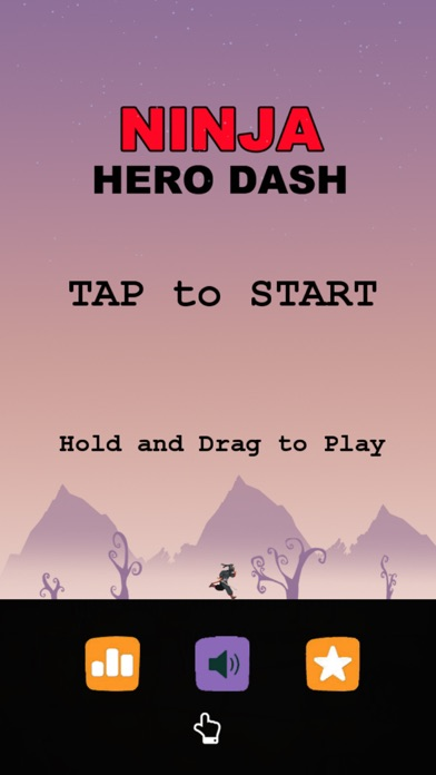 Ninja Hero Dash screenshot two