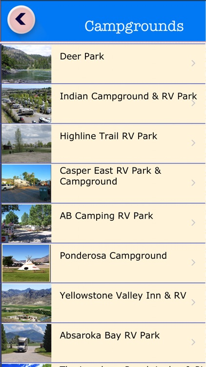 Wyoming Campgrounds & RV Parks Guide
