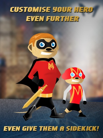 Screenshot #5 for Marvellous Meerkat Maker - Superhero builder and Creator