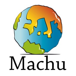 Machu Picchu trail map offline