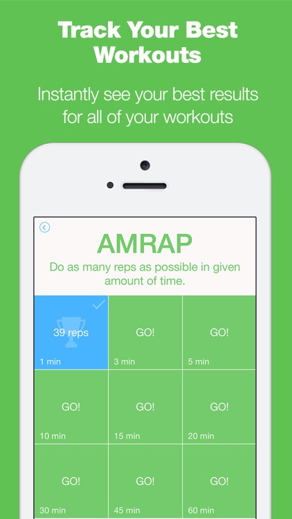 Burpee Counter - The Only Workout Tracker That Tracks Your Reps With Your Microphone!