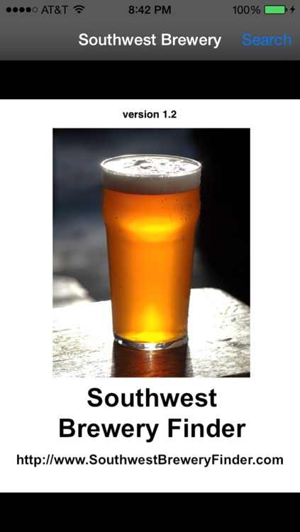 Southwest Brewery Finder