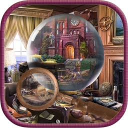 Domestic Mystery Hidden Objects