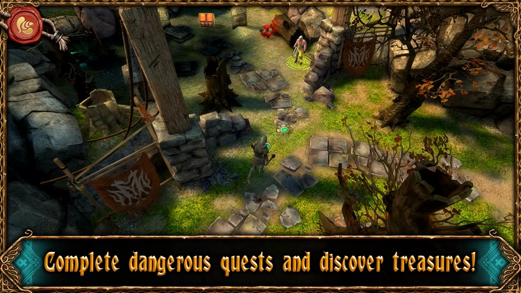 Spellcrafter: The Path of Magic screenshot-0