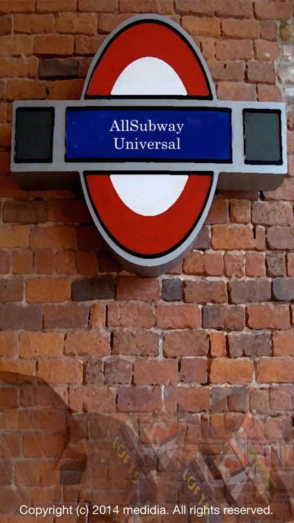 AllSubway Universal