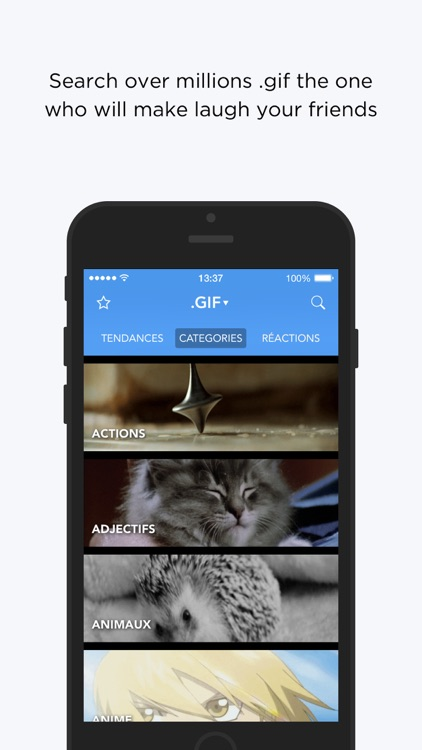.Gif : send gifs for free via Messages, Mail, Twitter & Facebook