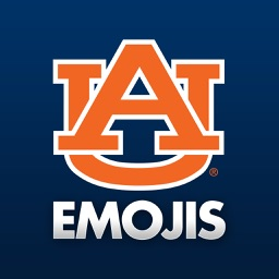 Auburn Emoji Keyboard