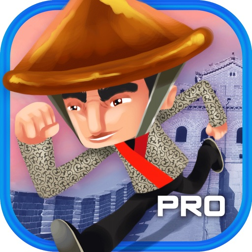 3D Great Wall of China Infinite Runner Game PRO