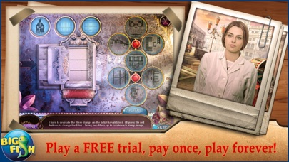 Off the Record: The Italian Affair - A Hidden Object Detective Game screenshot one