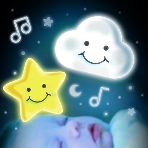 Baby White Noise generator + Nursery Rhymes music