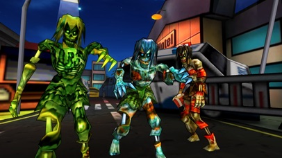 Zombie Hunters 3D: Elite Ops screenshot two