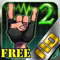 Metal Loops 2 HD - The best free Guitar and Drums practice app!