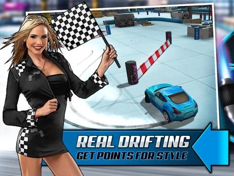 3D дрейф Xtreme гонки - Настоящее трюк автомобилей дрейфующих симулятор водителя бесплатные игры для iPad