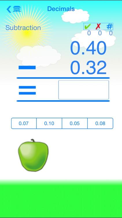 Kids Math Fun — Fifth Grade screenshot-3