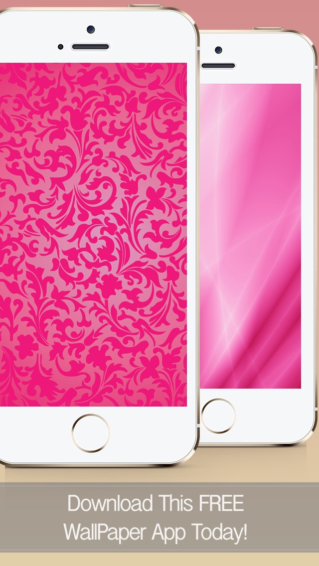 Pink Wallpapers And Backgrounds - Download Free HD Images of Abstract Designs, Patterns and Textures Inspired by the Pink Color! Screenshot