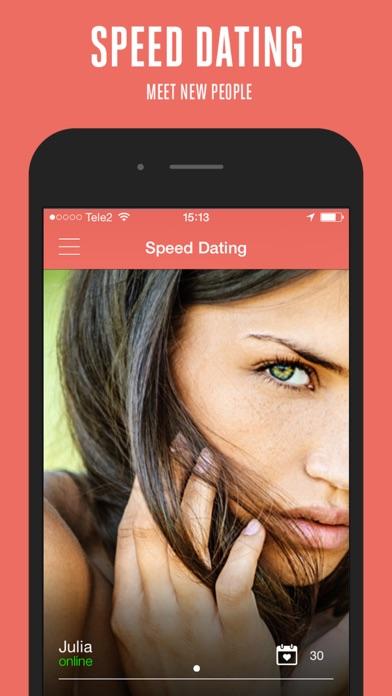 online speed dating app