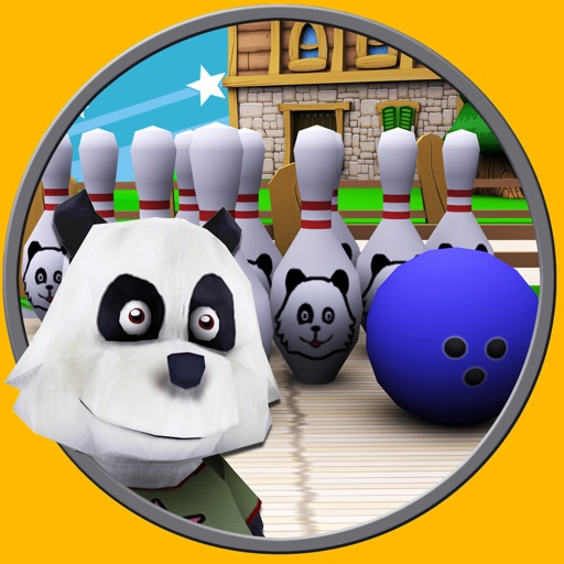 pandoux bowling for kids - no ads