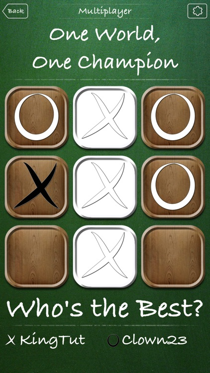 Tic Tac Toe World Championship