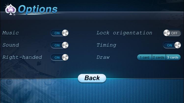 Pocket Solitaire Pro screenshot-4