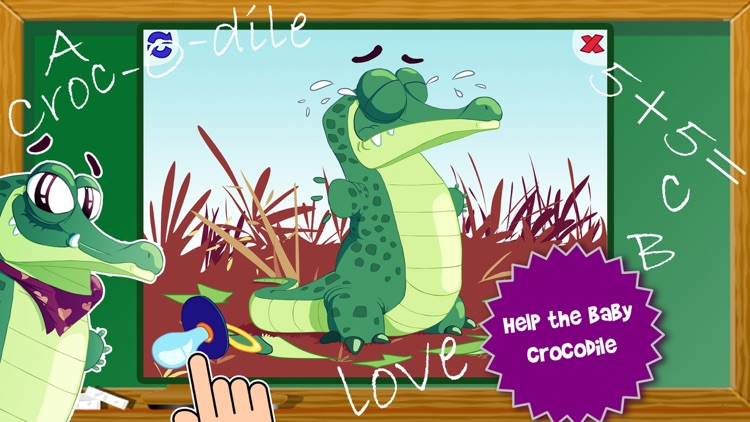 Animals Flip and Mix- ABC Cognitive Learning Game for Kindergarten and Preschool Kids screenshot-4