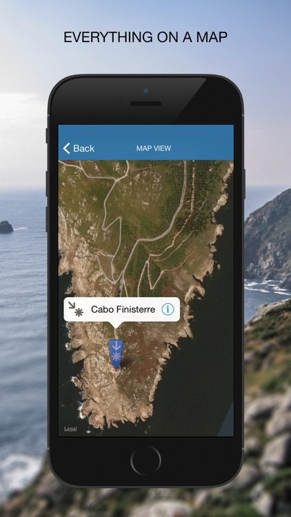 Camino Finisterre - A Wise Pilgrim Guide screenshot-4