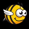 Buzzy The Bee, a flappy game