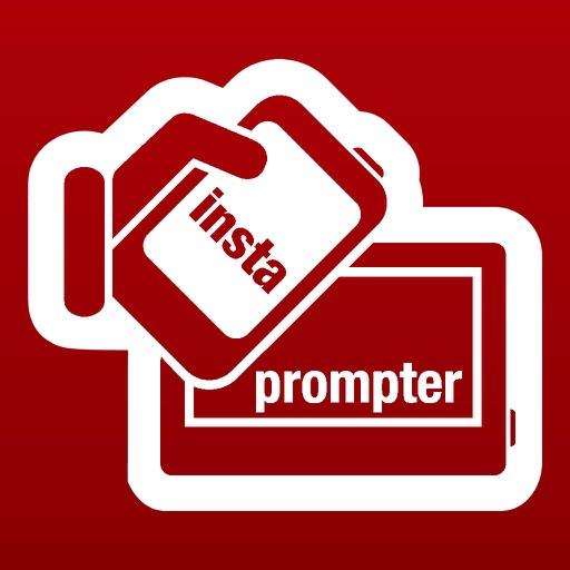 InstaPrompter Secret Live Messaging for Business and Politics - Sender App