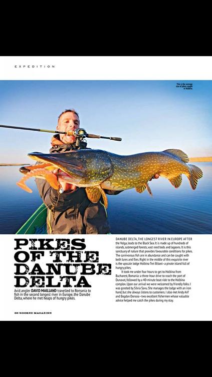 HOOKED Magazine screenshot-3
