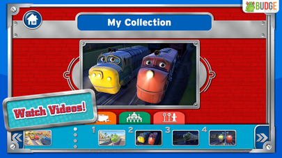 Chuggington Traintastic Adventures Free – A Train Set Game for Kids Screenshot