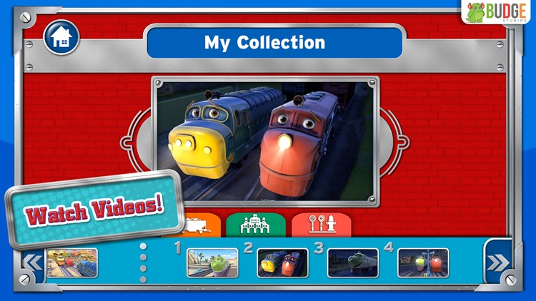 Chuggington Traintastic Adventures Free – A Train Set Game for Kids screenshot-4