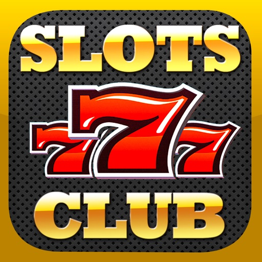 Slots Club - Real Free Vegas Casino Slot Machines with Double Up Play! iOS App