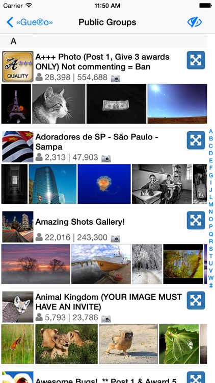 Photo Search for Flickr screenshot-4