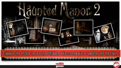 Haunted Manor 2 - The Horror behind the Mystery - FULL (Christmas Edition) screenshot two